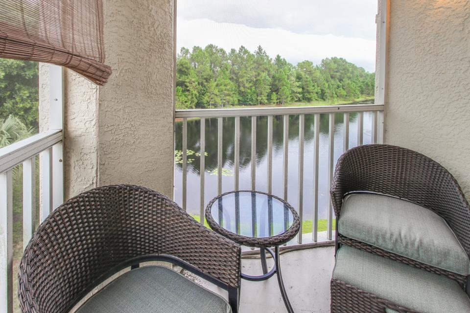 Polynesian Hideaway - Kissimmee Vacation Rental - Photo 15