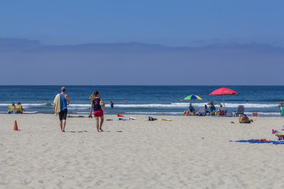 Ocean Shore Holiday - San Diego Vacation Rental - Photo 34