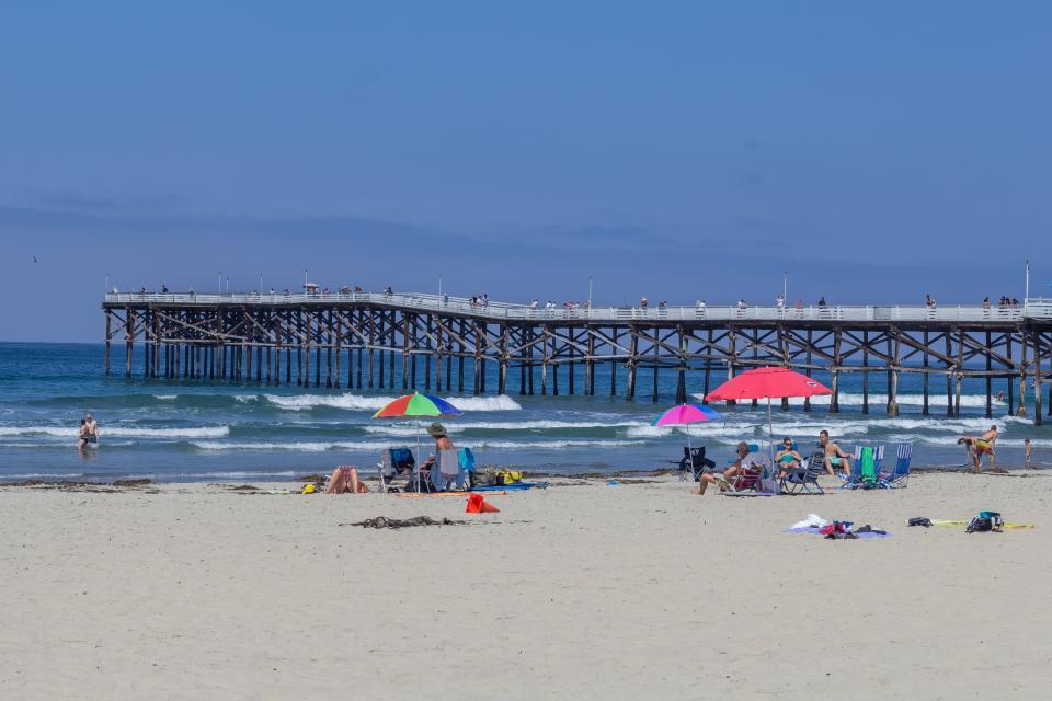 Ocean Shore Holiday - San Diego Vacation Rental - Photo 31