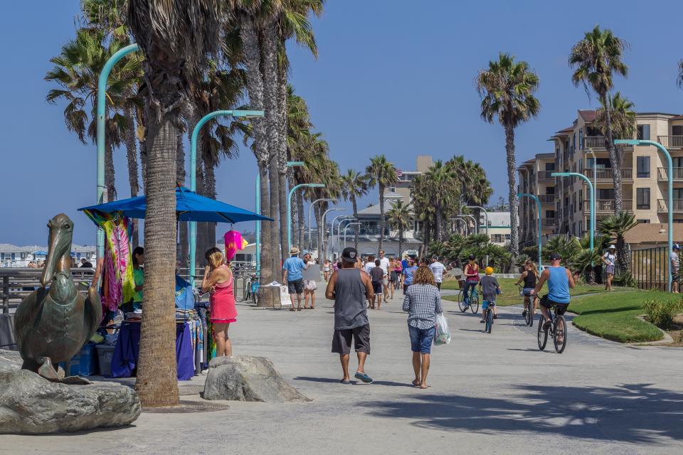 Ocean Shore Holiday - San Diego Vacation Rental - Photo 32