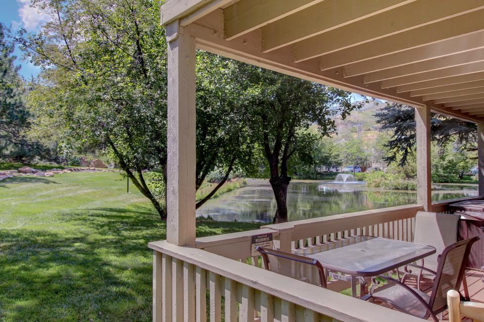 Hidden Creek Pond - Park City Vacation Rental - Photo 27