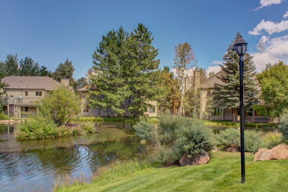 Hidden Creek Pond - Park City Vacation Rental - Photo 3