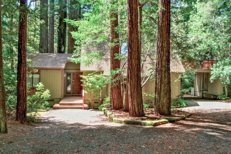 Fairy Ring Cottage - Mendocino Vacation Rental - Photo 2