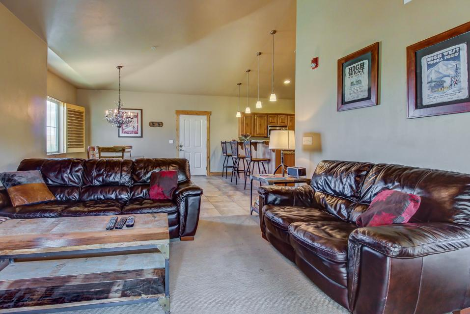 Cozy Bear Hollow Condo - Park City Vacation Rental - Photo 8