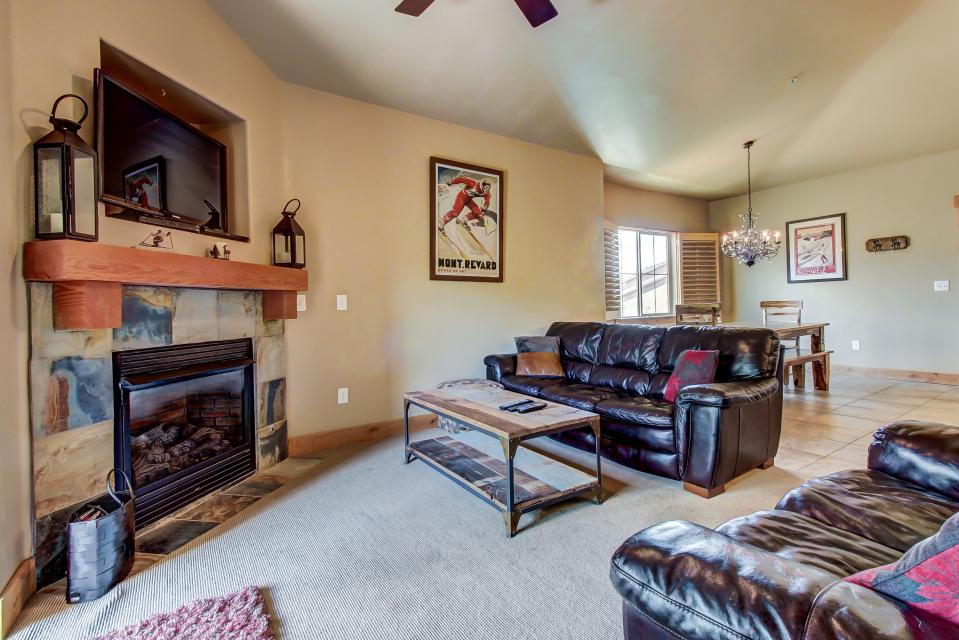 Cozy Bear Hollow Condo - Park City Vacation Rental - Photo 7