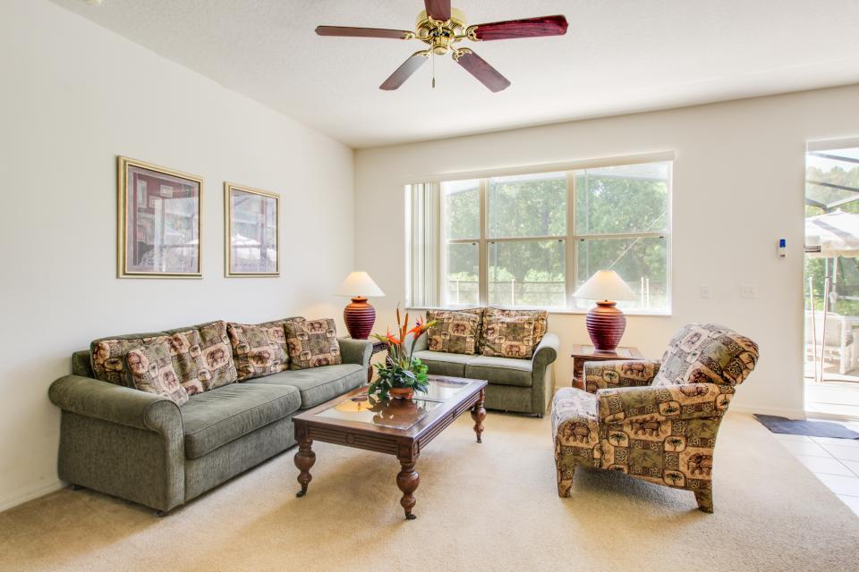Willow Lodge - Davenport Vacation Rental - Photo 8