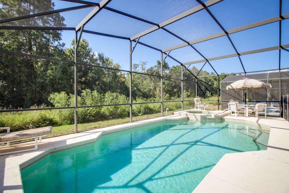 Willow Lodge - Davenport Vacation Rental - Photo 4