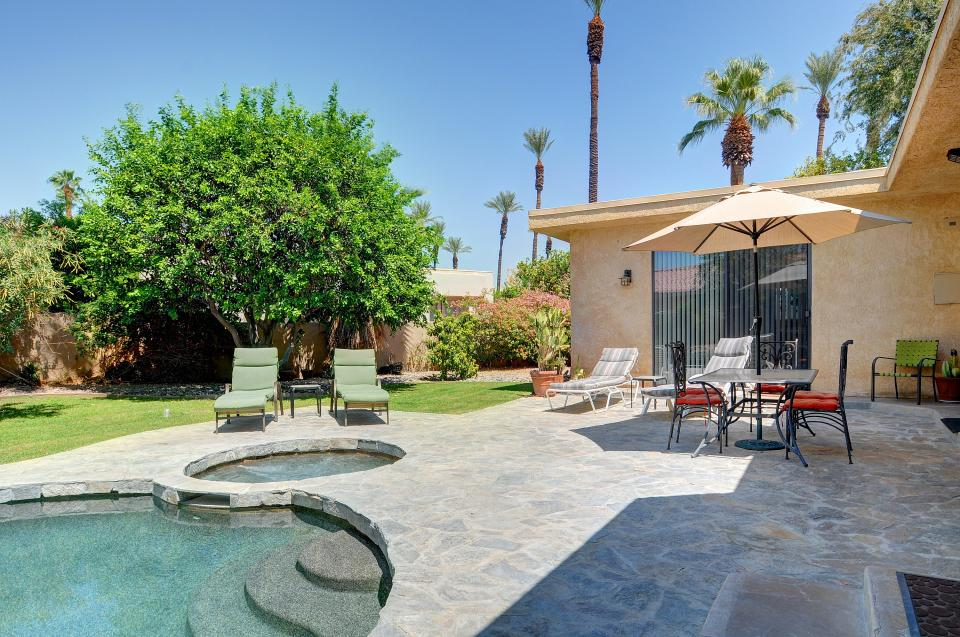 Palm Shadow - Indian Wells Vacation Rental - Photo 7