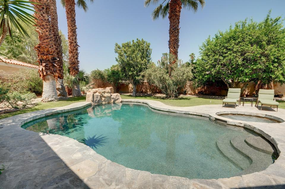 Palm Shadow - Indian Wells Vacation Rental - Photo 8