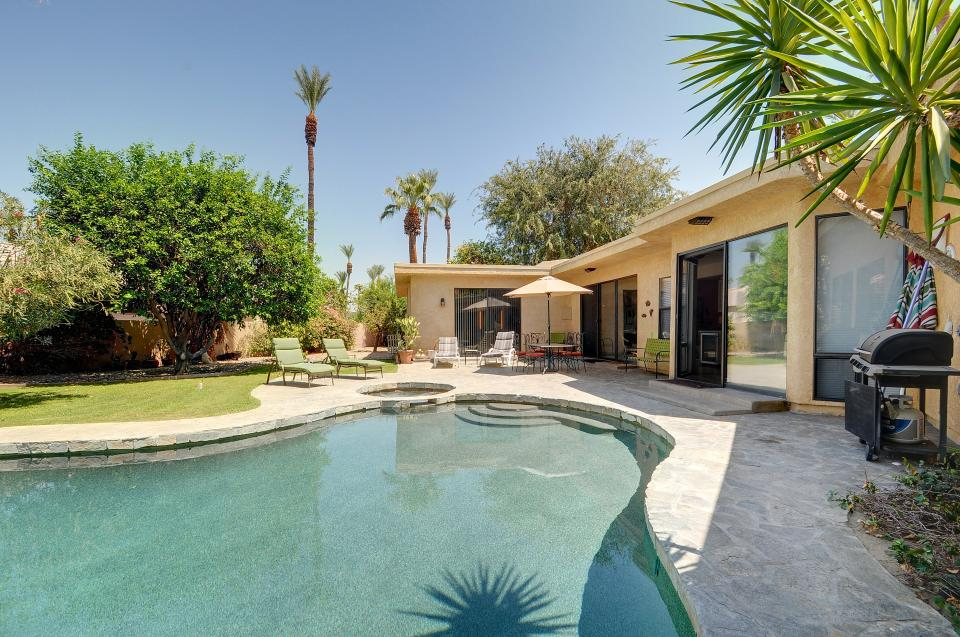 Palm Shadow - Indian Wells Vacation Rental - Photo 33