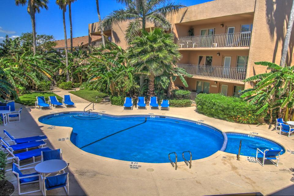 Beachview Condominiums: #204 - South Padre Island Vacation Rental