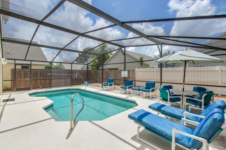 Welcoming Palms - Davenport Vacation Rental - Photo 29