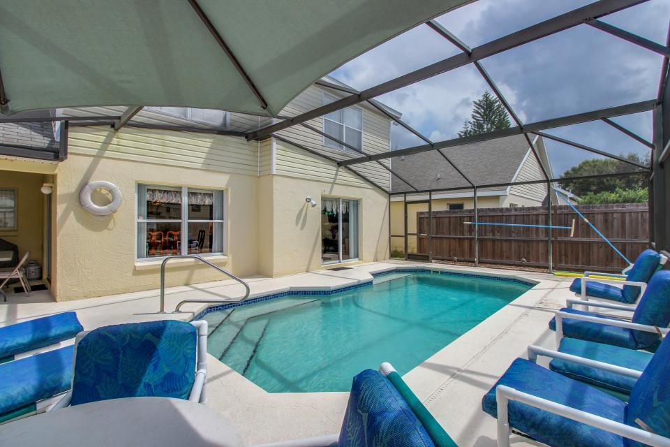 Welcoming Palms - Davenport Vacation Rental - Photo 1