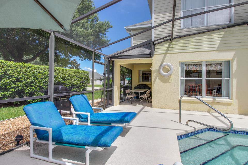 Welcoming Palms - Davenport Vacation Rental - Photo 28