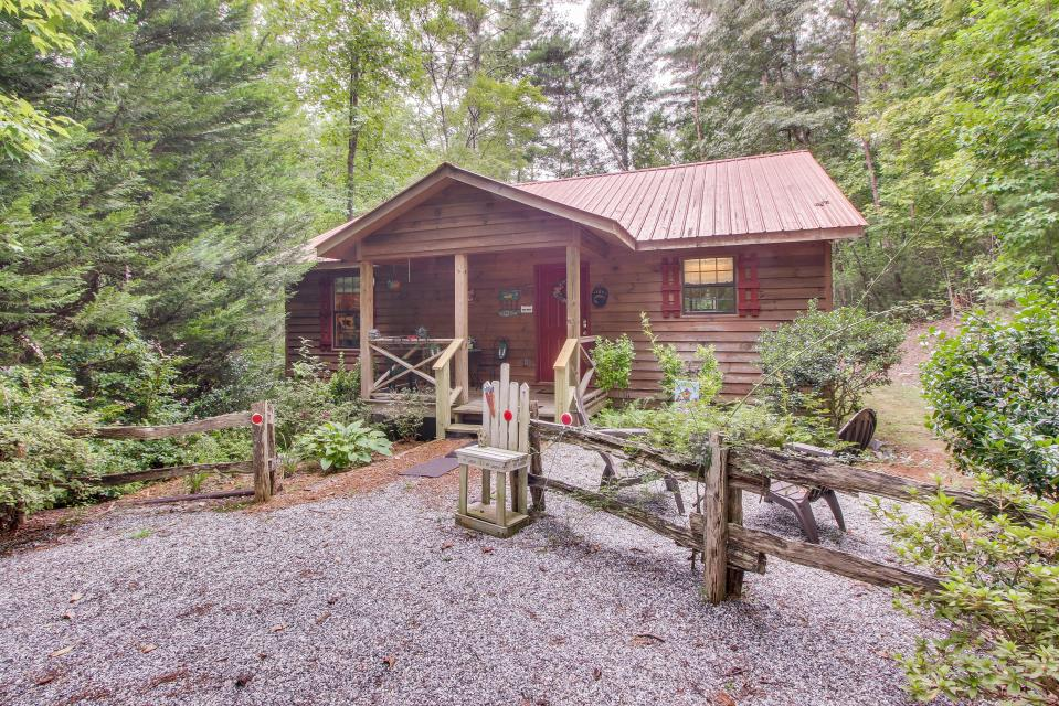 Bird Haus - Sautee Nacoochee Vacation Rental