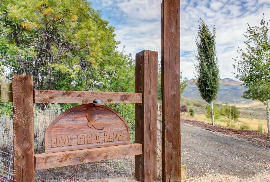 Lone Eagle Ranch - Kamas Vacation Rental - Photo 71