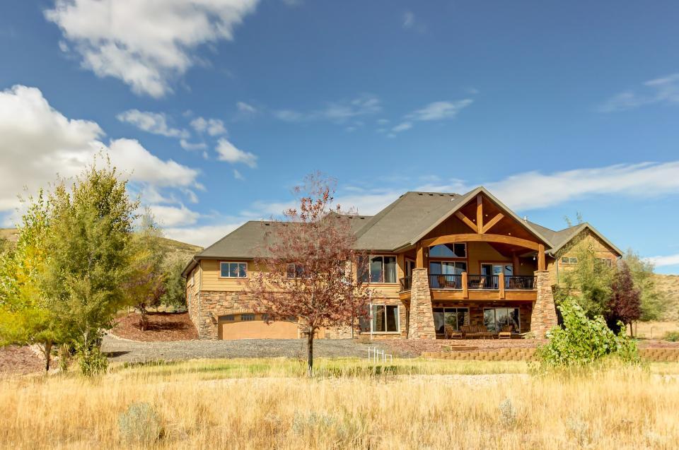 Lone Eagle Ranch - Kamas Vacation Rental - Photo 65