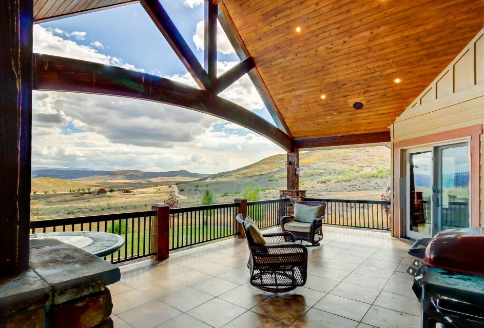 Lone Eagle Ranch - Kamas Vacation Rental - Photo 8