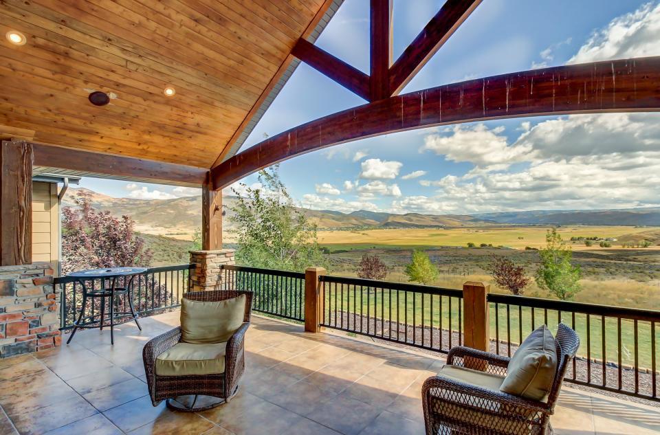 Lone Eagle Ranch - Kamas Vacation Rental - Photo 9