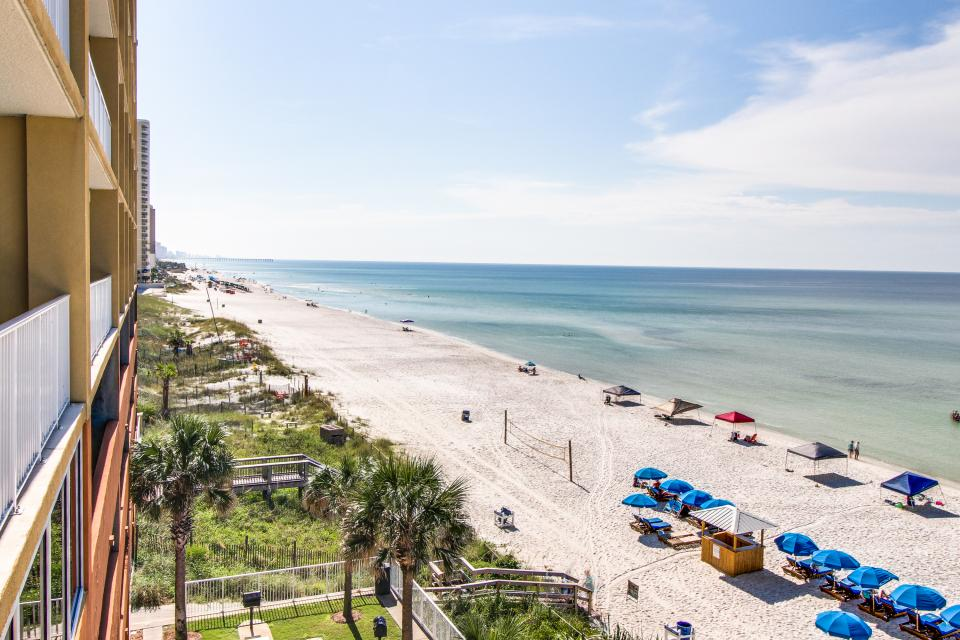 Tropic Winds 505 - Panama City Beach Vacation Rental - Photo 13