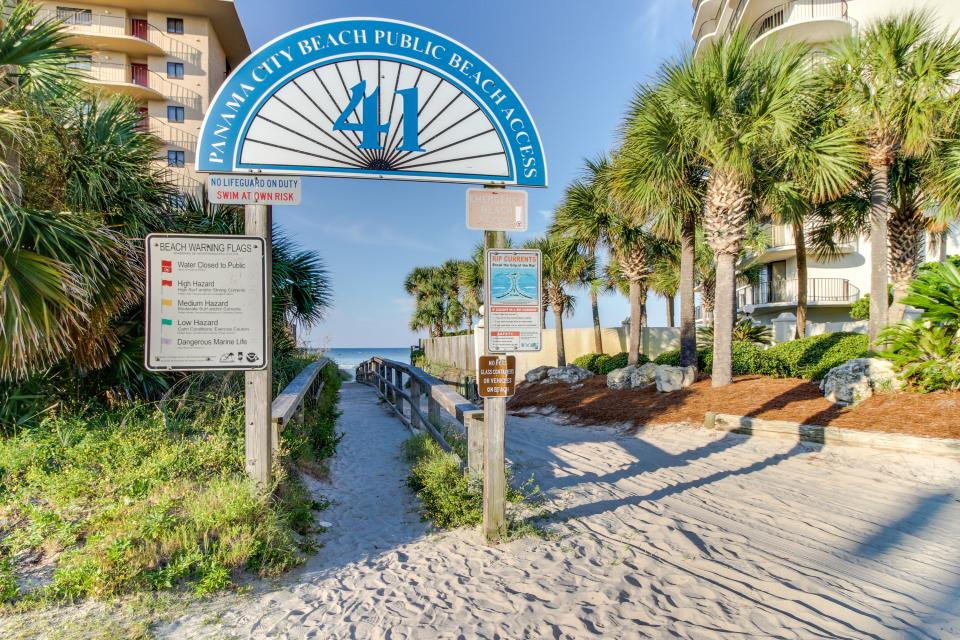 Edgewater Golf Villa 205 - Panama City Beach Vacation Rental - Photo 4