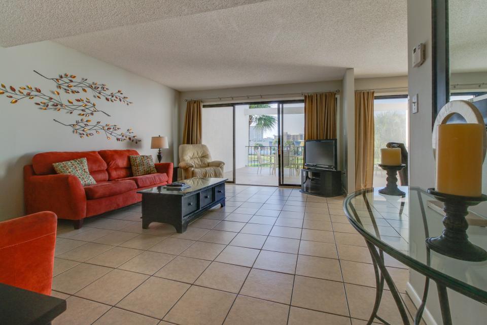 Edgewater Golf Villa 205 - Panama City Beach Vacation Rental - Photo 5