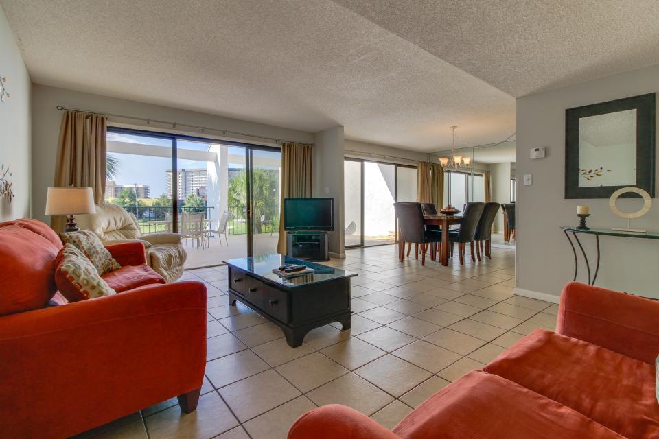 Edgewater Golf Villa 205 - Panama City Beach Vacation Rental - Photo 1
