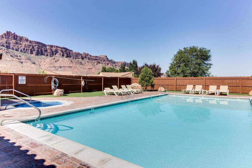 Rim Village M1 - Moab Vacation Rental - Photo 4