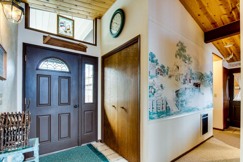 Patty's Sea Perch Oceanfront - Yachats Vacation Rental - Photo 20