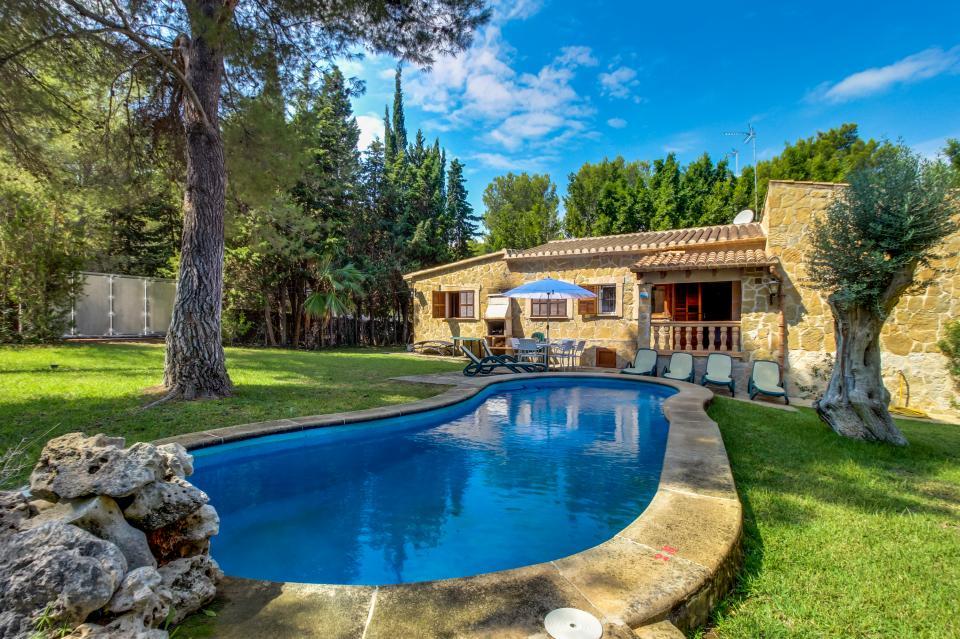 Villa Voramar - Alcudia Vacation Rental - Photo 22