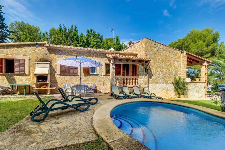 Villa Voramar - Alcudia Vacation Rental - Photo 33