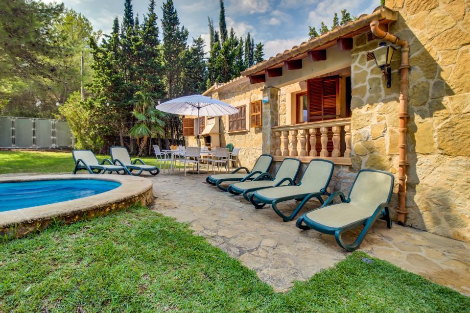 Villa Voramar - Alcudia Vacation Rental - Photo 26