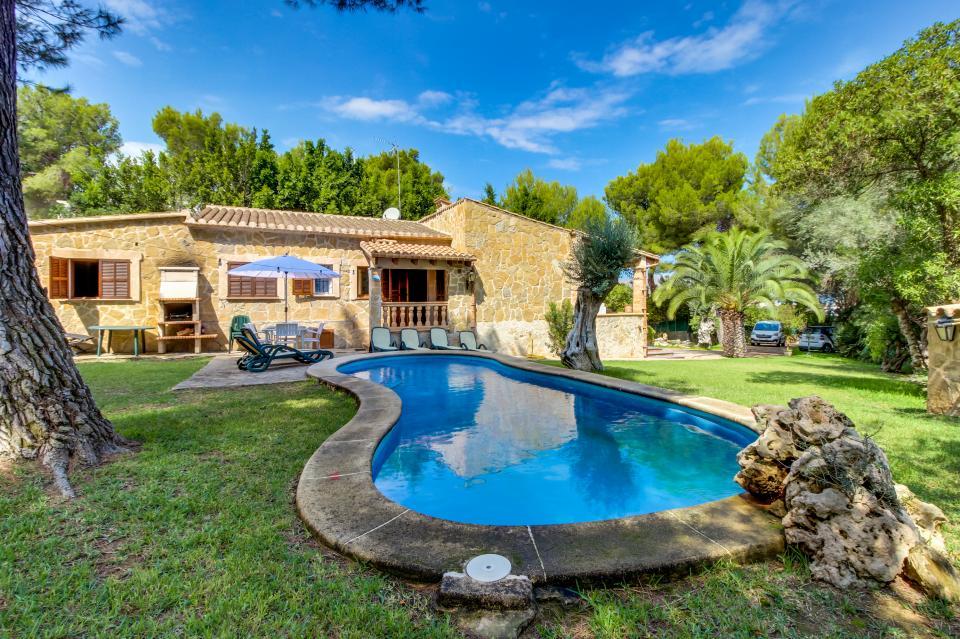 Villa Voramar - Alcudia Vacation Rental - Photo 1