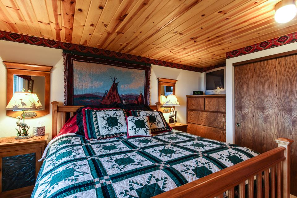 Patty's Sea Perch Oceanfront - Yachats Vacation Rental - Photo 17