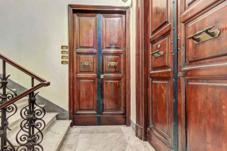 Castel Sant'Angelo Apartment - Rome Vacation Rental - Photo 27