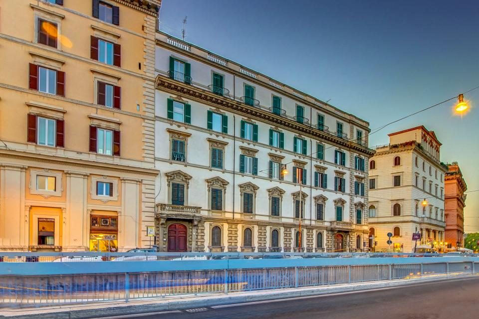 Castel Sant'Angelo Apartment - Rome Vacation Rental - Photo 5