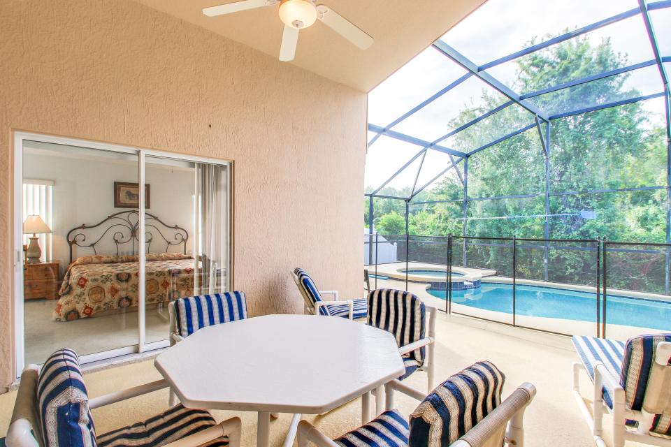 Golden Villa - Kissimmee Vacation Rental - Photo 16