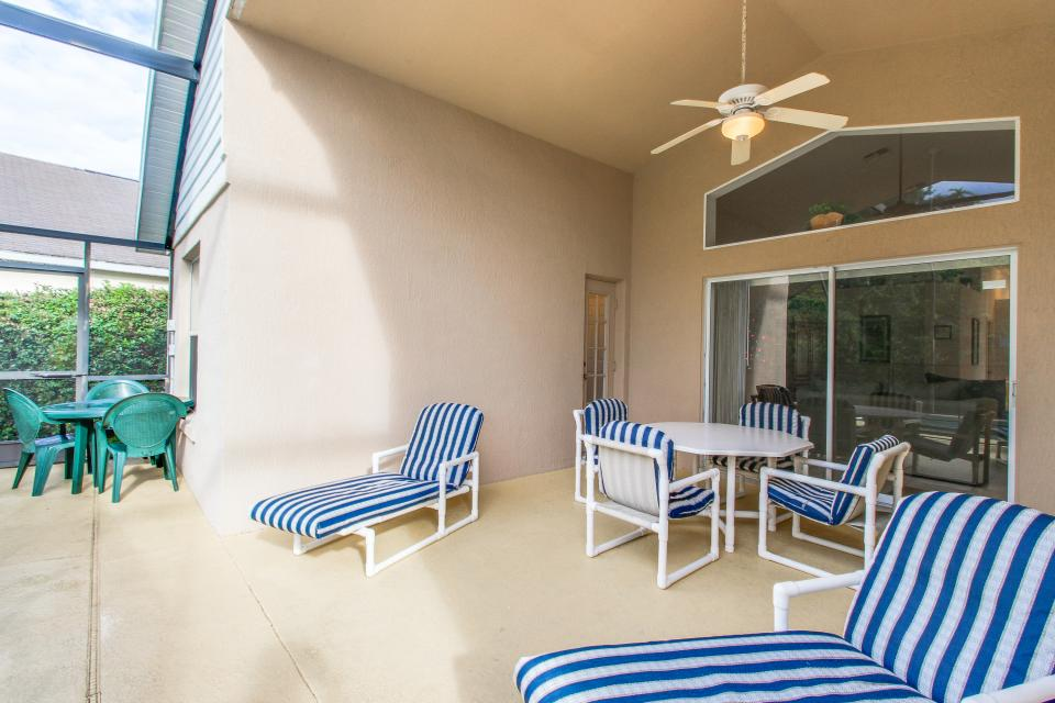 Golden Villa - Kissimmee Vacation Rental - Photo 37