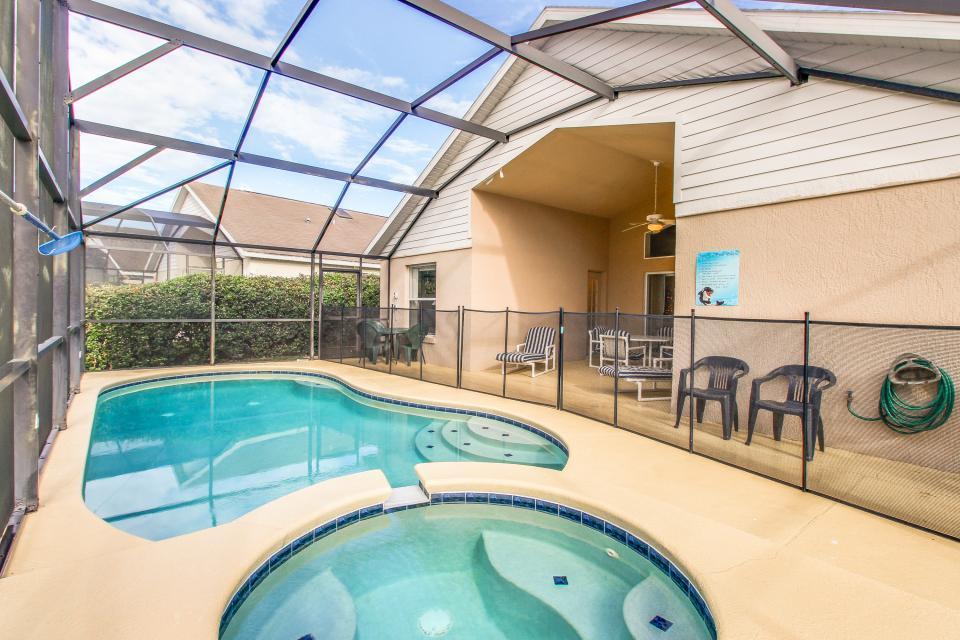 Golden Villa - Kissimmee Vacation Rental - Photo 3