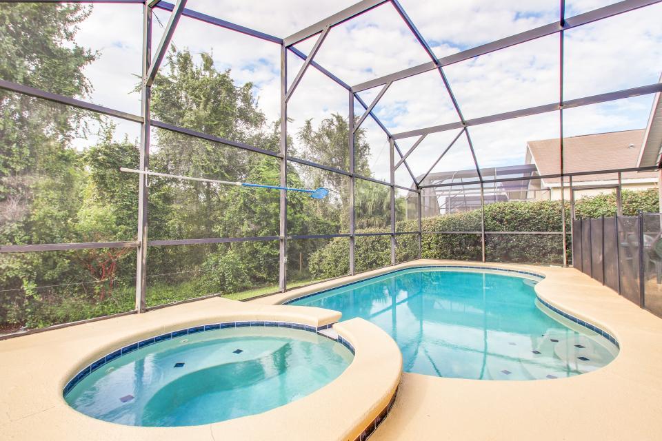 Golden Villa - Kissimmee Vacation Rental - Photo 38
