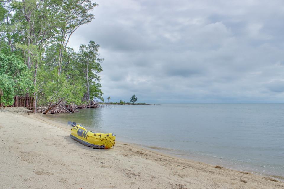 Oceanus Cabanas - Dangriga Vacation Rental - Photo 35