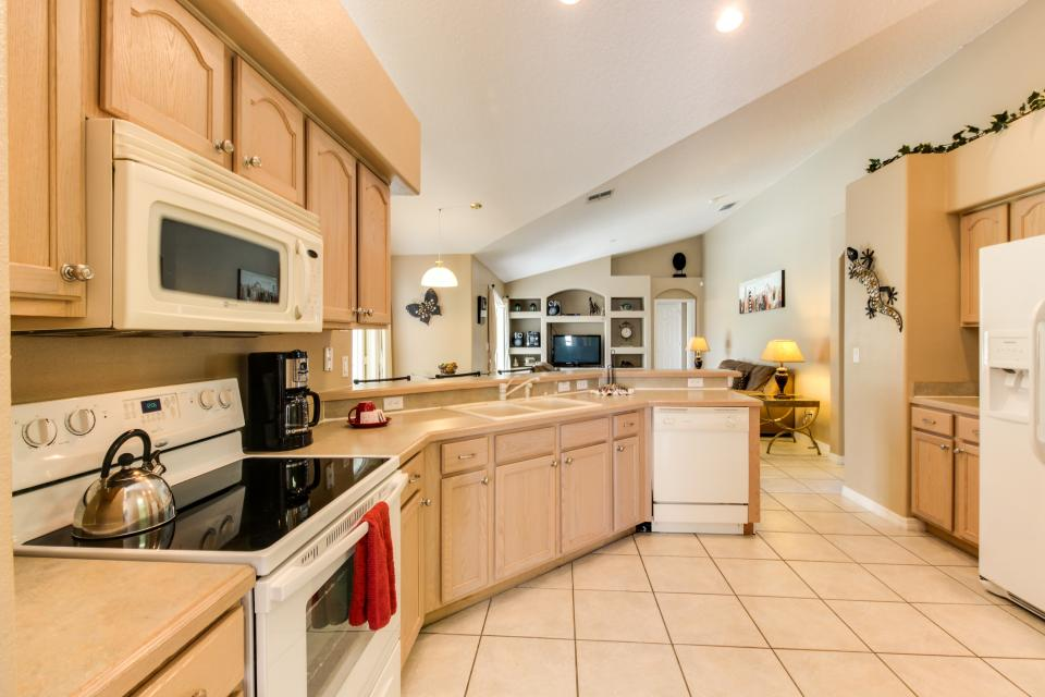Turtle Paradise - Clermont Vacation Rental - Photo 9