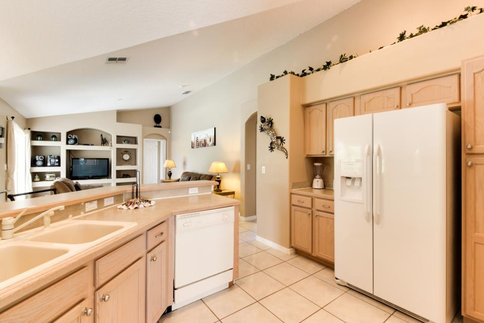 Turtle Paradise - Clermont Vacation Rental - Photo 39