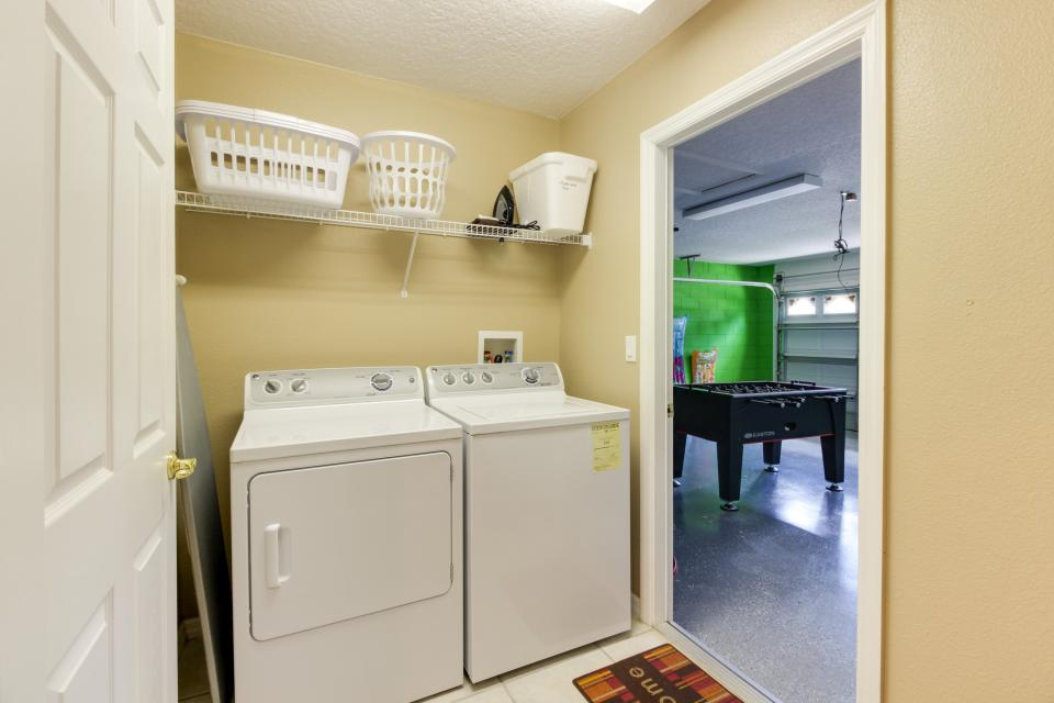 Turtle Paradise - Clermont Vacation Rental - Photo 21