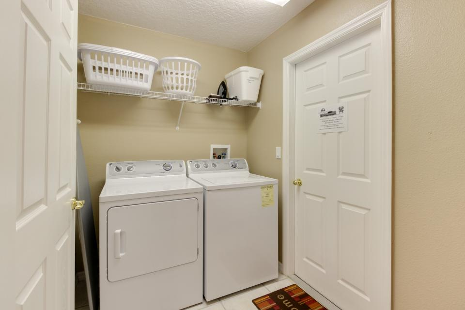 Turtle Paradise - Clermont Vacation Rental - Photo 27