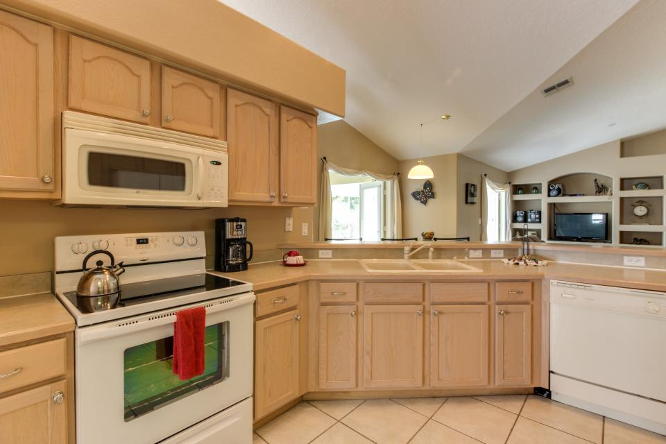 Turtle Paradise - Clermont Vacation Rental - Photo 11