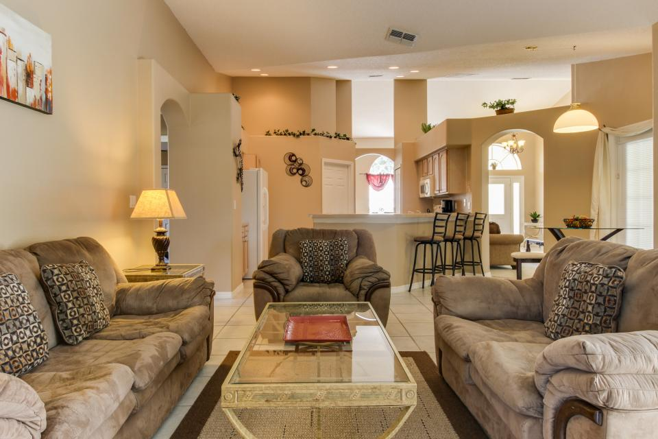 Turtle Paradise - Clermont Vacation Rental - Photo 35
