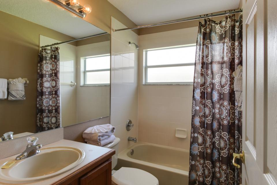 Turtle Paradise - Clermont Vacation Rental - Photo 20