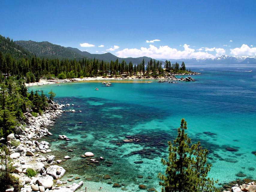 California Pines Family Home - South Lake Tahoe Vacation Rental - Photo 35