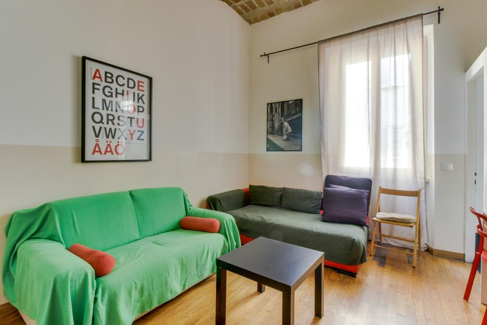 Santa Maria Maggiore  Apartment - Rome Vacation Rental - Photo 2